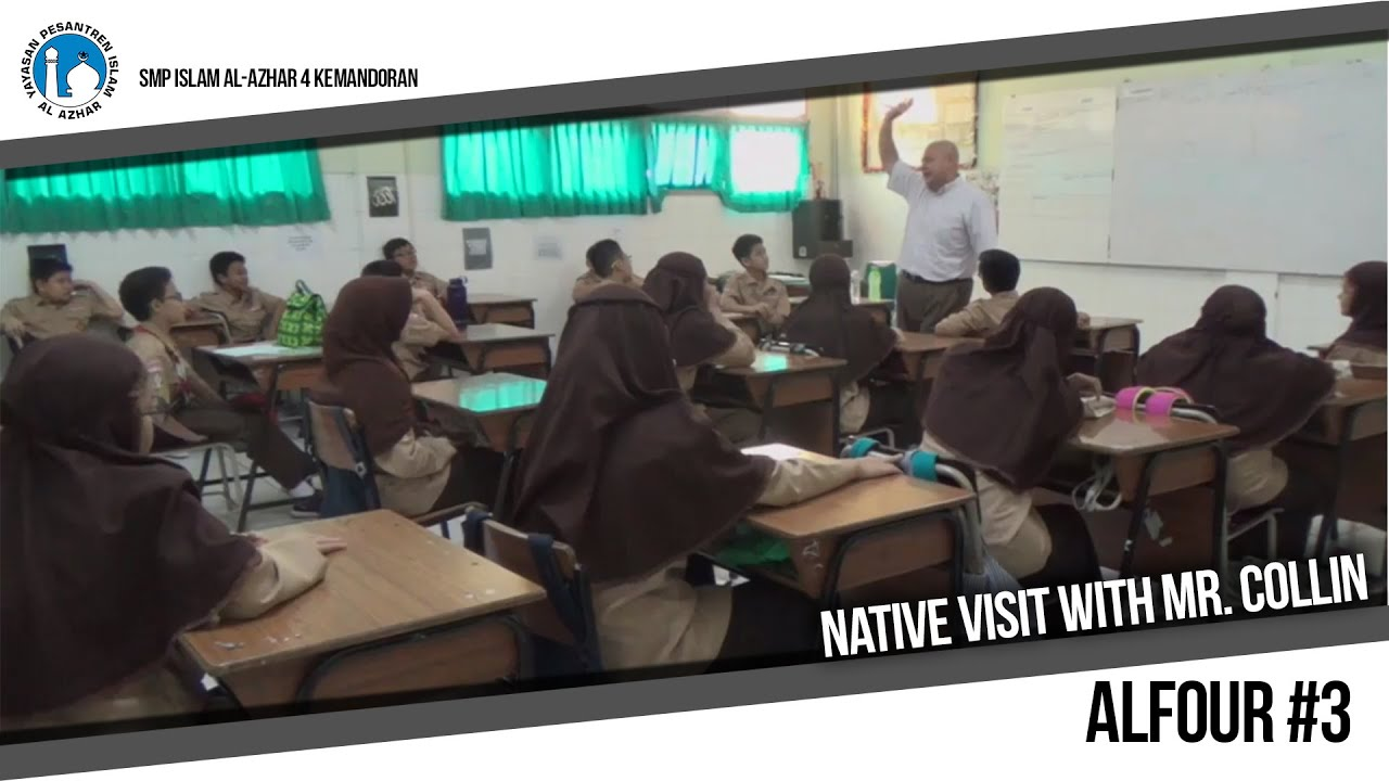 Alfour #3: Native Visit with Mr. Collin